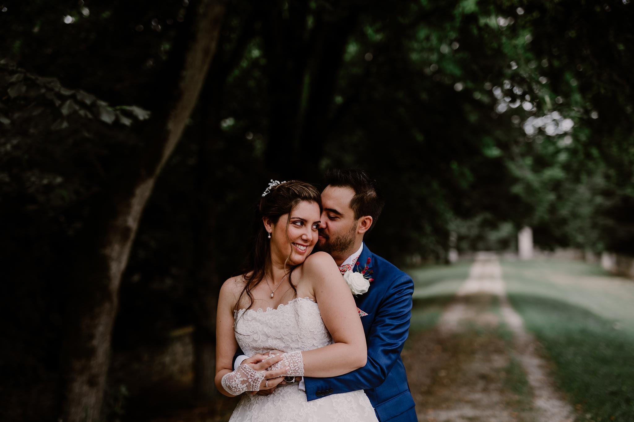 mariage au chateau de la tranchade