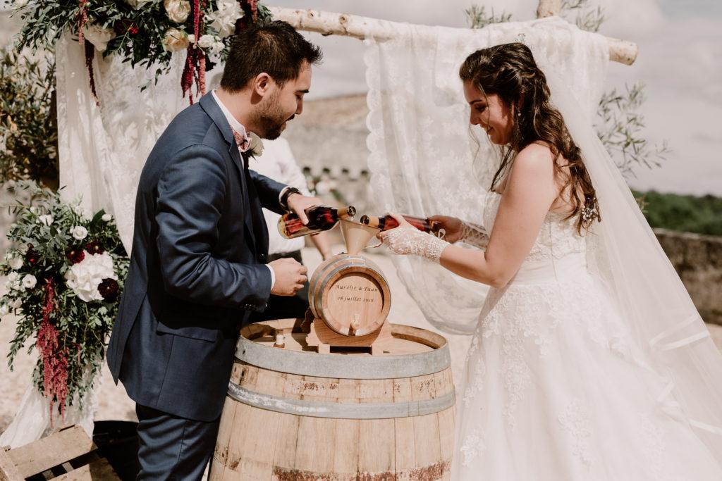 mariage au chateau de la tranchademariage au chateau de la tranchade